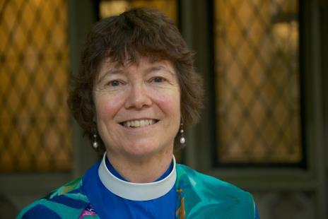 The Rev. Margaret Bullitt-Jonas