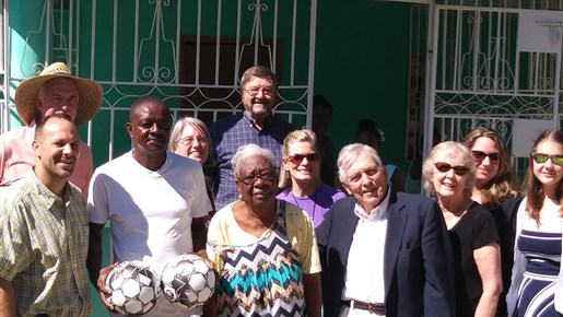 RICUCC Delegation to Haiti