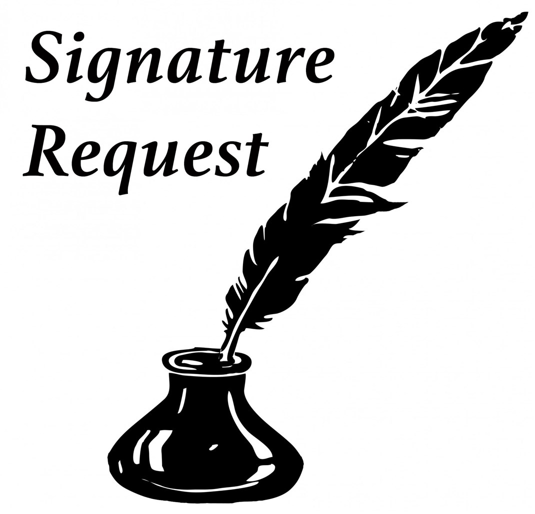 Request for Clergy Signatures to Oppose Gas Demand Fee for