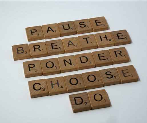 Pause-Breathe-Ponder-Choose-Do