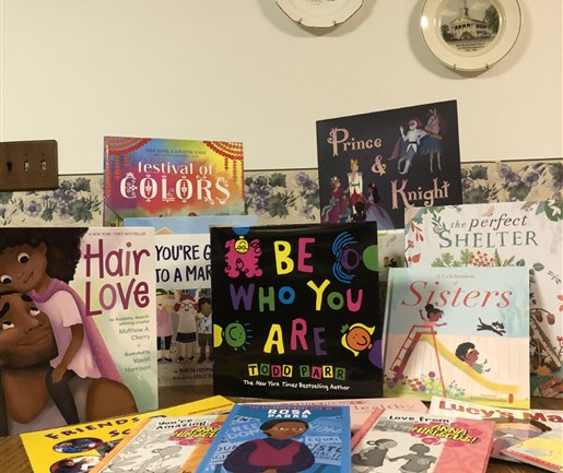 SPOTLIGHT  Diversity Books Bless East Hartford Children